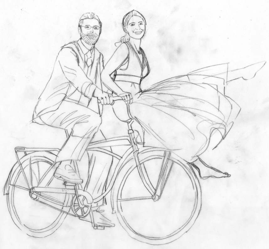 Wedding-portrait-sketch-_by_ecija