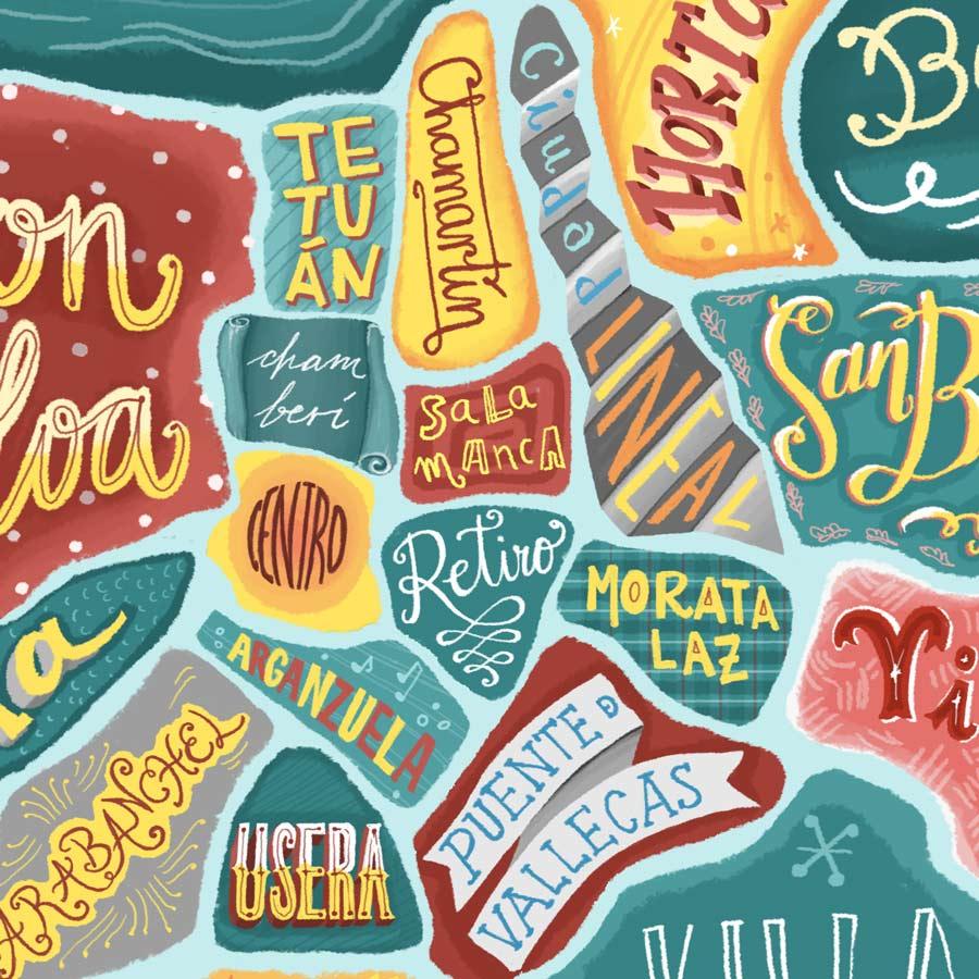 32 LingoBongo Madrid  local language links in Madrid