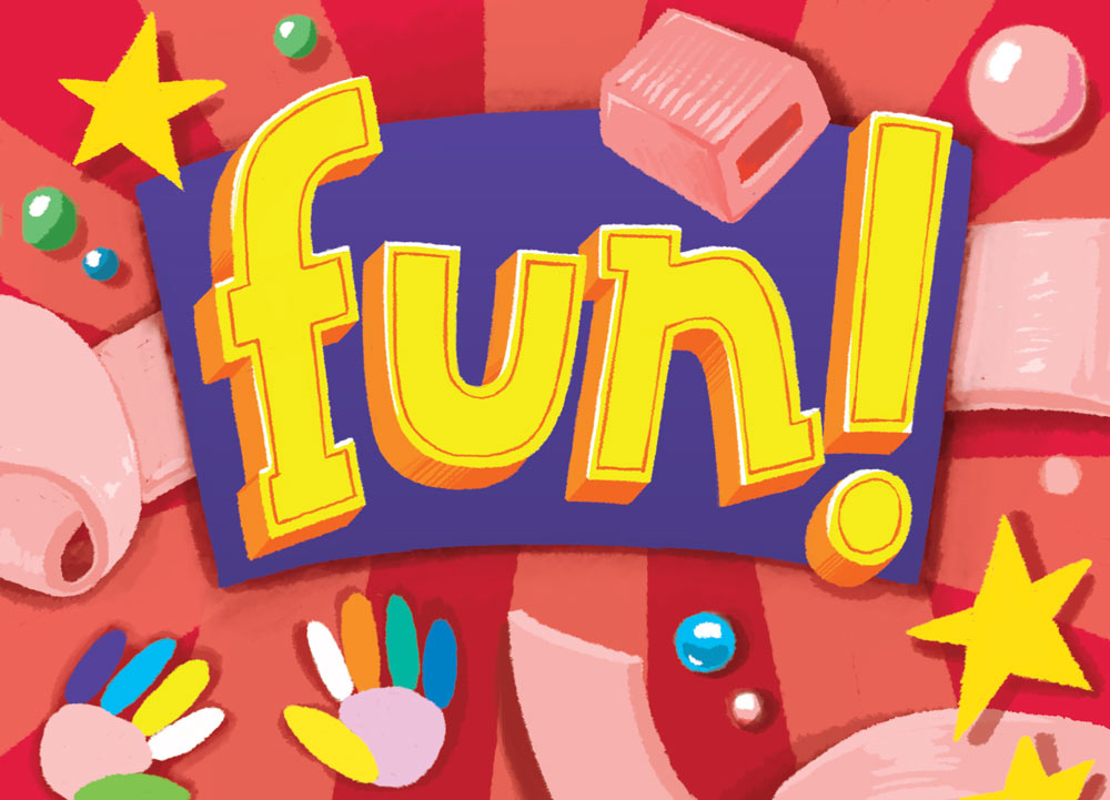 fun lettering for kids - Fun Pictures For Kids